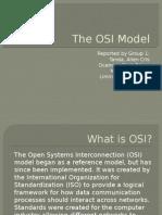 The OSI Model