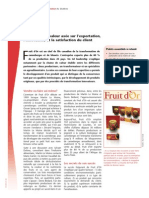 Etude de Cas Fruit D'Or