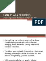 Rana Plaza Building
