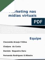 Marketing nas Mídias Virtuais