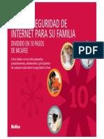 Plan Seguridad Internet Familia