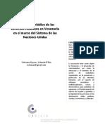Informe Sobre EPU Venezuela en La ONU
