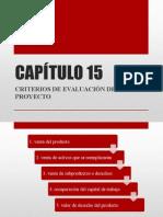 Capitulo 15 - Resumen Shapag