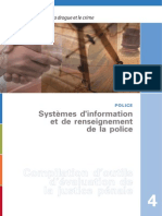 Systemes Information Renseignement Police