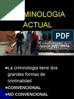 Criminologia Actual