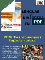 Lenguas y Dialectos en El Peru