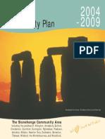 Stonehenge Community Plan 2004-09