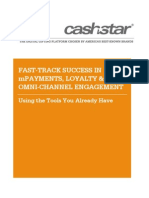 Cashstar Fast Track Success in Mpayments Paper