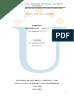 Trabajo Colaborativo 2. Química de La Litosfera