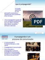 Apostila 1 - Propaganda No Marketing - V97
