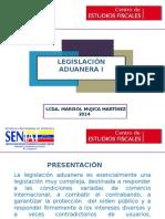 Curso de Aduanas Presentación Definitiva Legislacion Ucla 2014