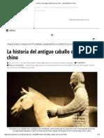 La Historia Del Antiguo Caballo de Troya Chino - LAGRANEPOCA
