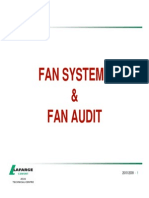 4 - Fan Systems and Audit