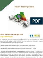 Micro Geração de Energia