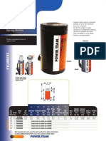 Power Team RL-Series (Alum) Cylinders - Catalog