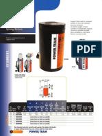 Power Team RL-Series (Alum) Cylinders - Catalog