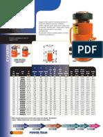 Power Team RL-Series Cylinders - Catalog