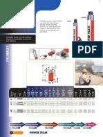 Power Team CBT Series Cylinders - Catalog