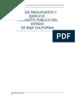 Xiv Ley de Presupuesto y Ejercicio Del Gasto Publico