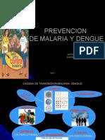 Prevencion de Malaria y Dengue