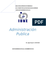 Admin Publica