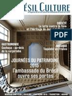 Bresil Culture Sep 2015(2)