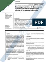 NBR 12676 [1992] - Métodos Para Análise de Documentos - Indexação