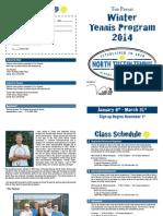 Tustin Raquet Club 2014