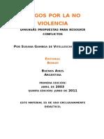 Juegos Para La No Violencia