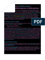 Controlled Induction of Hallucinations-CR