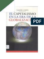 El capitalismo en la era de la globalización
