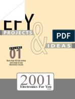 Electronics for You Projects 2001