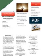 schafer thomas otm301 worship bulletin 7