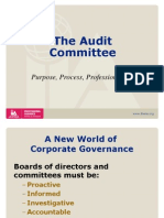 Audit Committee 3 Ps