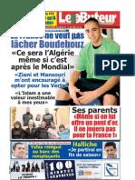 LE BUTEUR PDF du 21/03/2010