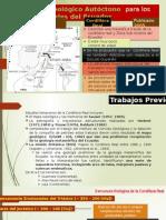 Un Modelo Geológico Autóctono Para Los Andes Orientales Del Ecuador Pratt 2005