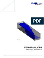 29-03-2011CFD Modelling by DHI SoQ