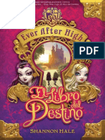 Primeras Paginas Ever After High Libro Destino