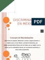 Discriminación en México