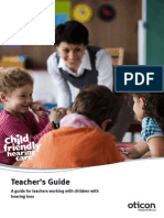 teachers guide to teaching students with hearing loss