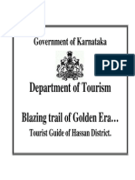 Hassan District Tourism Golden Era