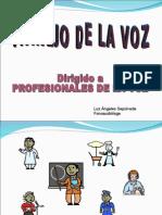 AA Uso y Manejo de La Voz - U. Latina