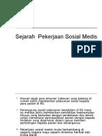 Makul Pekerjaan Sosial Medis :Hakekat Pekerjaan Sosial Medis by Ibu Rini Hartini STKS Bandung 2010