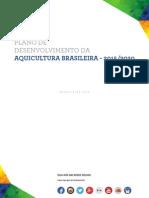 Plano de Desenvolvimento Da Aquicultura - 2015-2020