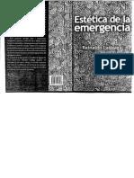Laddaga Reinaldo Estetica de La Emergencia