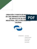 Creacion Clear Osorno Limitada