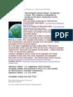 TTCD Technocracy Technological Control Design . Essay Critique.