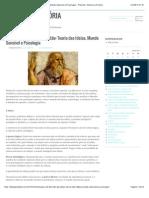 Resumo da Filosofia de Platão