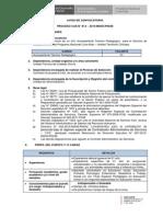 CAS N° 613-2015-PNCM