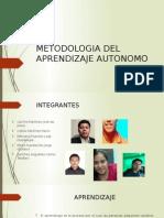 Metodologia Del Aprendizaje Autonomo